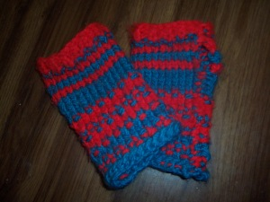 more fingerless gloves
