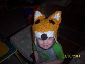 My little fox boy