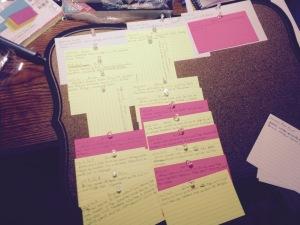 revision board so far